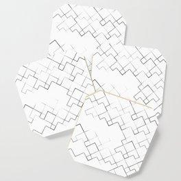 COLORING DIAMONDS Coaster