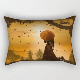 Romantic light Rectangular Pillow
