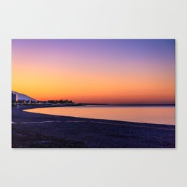 It's a new day Canvas Print