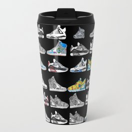 Seek the Sneakers Travel Mug