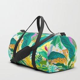Paradise Jungle Duffle Bag