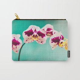 Orchids for an office lobby Carry-All Pouch