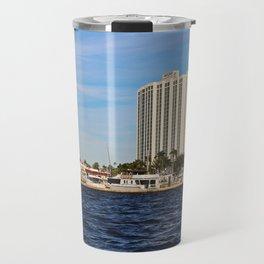 Fort Myers Yacht Basin Travel Mug