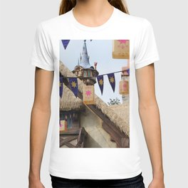 Tangled Tower T-shirt