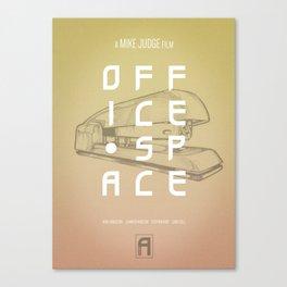 Office Space - Exhibit A Canvas Print