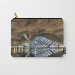 Valencia at Night Carry-All Pouch