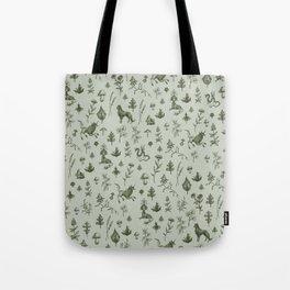 Medieval Dingus Party Tote Bag