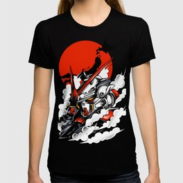 ASTRAY RED FRAME BUST F-12 T-shirt