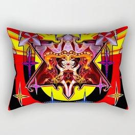 Chi Chief Rectangular Pillow