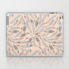 desert feathers Laptop & iPad Skin