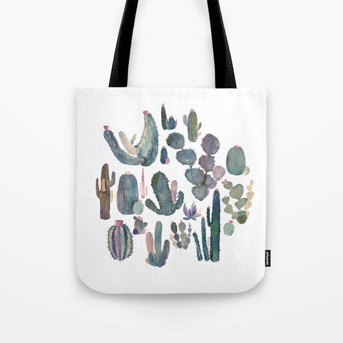 cactus fat Tote Bag