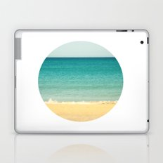Beach,Sea & Sky - abstract Laptop & iPad Skin