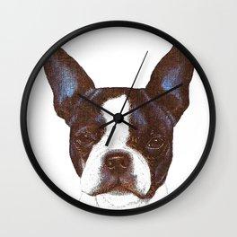dear dog Wall Clock