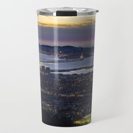 Magic Hour of the SF Bay Area Travel Mug