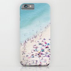 beach - summer love Slim Case iPhone 6