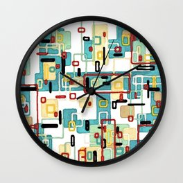 Mod Wall Clock
