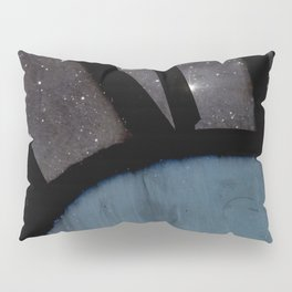 Starry Night - Clock Tower Pillow Sham