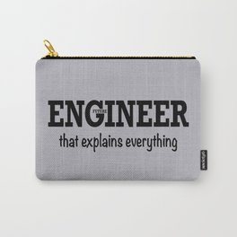 Future Engineer Carry-All Pouch
