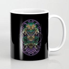 Grand Horned Owl Coffee Mug