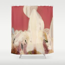 untitled #5 Shower Curtain
