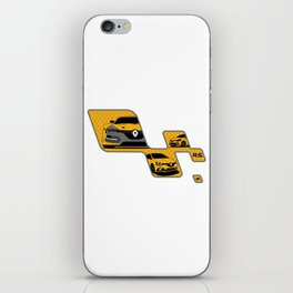 RenaultSport iPhone Skin