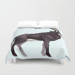 Antelope Duvet Cover