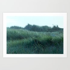 a breeze we used to know Art Print