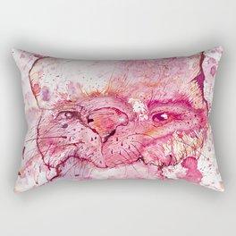 Mr Bunny Rectangular Pillow