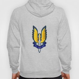 Special Air Service Badge Hoody