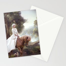 View from the Past Stationery Cards