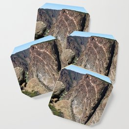 Painted Black Canyon of the Gunnison Walls Coaster