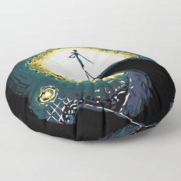 Jack & the Moon Floor Pillow
