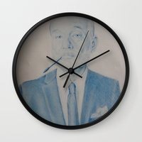murray Wall Clocks featuring Bill Murray by prestone85