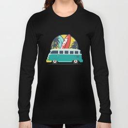 Surf Lover Long Sleeve T-shirt