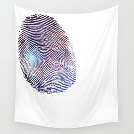 COSMIC TRACE Wall Tapestry