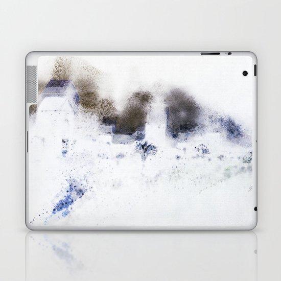 Visby Ringwall, Gotland Laptop & iPad Skin