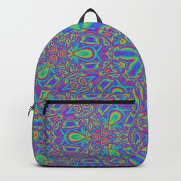 Rainbow Kaleidoscope Backpack
