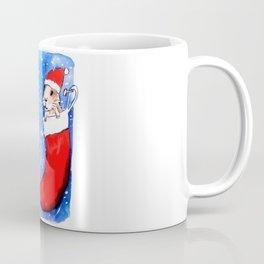 Christmas Guinea Pig Coffee Mug