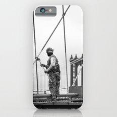 Painting the Brooklyn Bridge Slim Case iPhone 6s