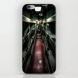 Radioactive dream submarine iPhone Skin