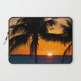 Key Largo Sunset Laptop Sleeve