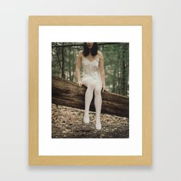 Mystics I Framed Art Print