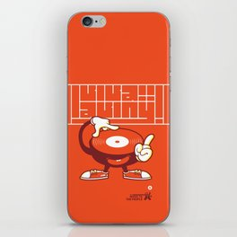 UNDO | Music to the people 07 iPhone Skin