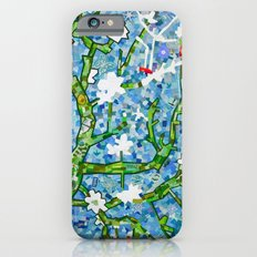van gogh's almond tree iPhone 6s Slim Case