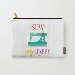 Sew Very Happy Carry-All Pouch