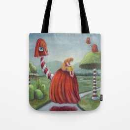 Mystic Voyage Tote Bag