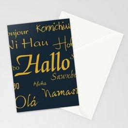 Hallo Stationery Cards