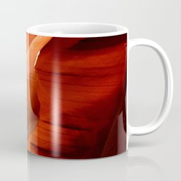 Marvelous Antelope Canyon Colors Coffee Mug