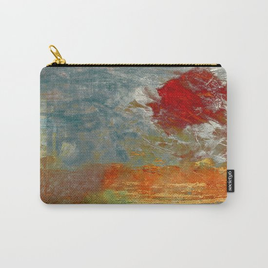 The Shores of Nile Carry-All Pouch