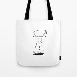 coffee drip Tote Bag